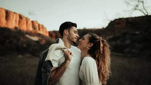 being romantic with a Russian girl and building happiness with her